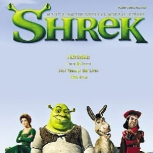 Shrek sheet music