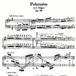 Ludwig van Beethoven Polonaise in C major, Op.89