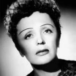 Edith Piaf Sheet Music Livre d`or