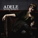 Adele Chasing Pavements Sheet Music