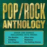 Pop/Rock Anthology Sheet Music