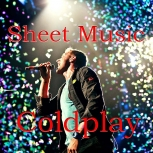 Coldplay Songbook Sheet Music