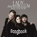 Lady Antebellum «Need You Now» Songbook