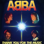 Thank you for the music by ABBA