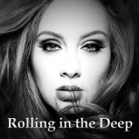 Adele Rolling in the Deep Sheet Music