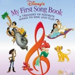 Disney's My First Songbook Sheet Music