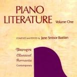 Piano Literature Volume One Sheet Music