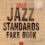 Real Jazz Standards Book – The Hal Leonard