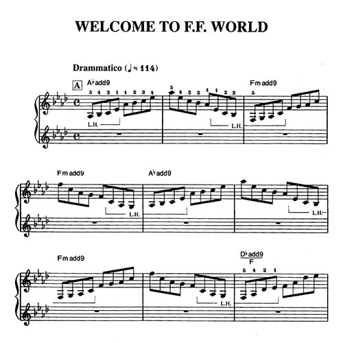 Welcome To F.F. World